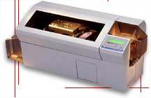 Zebra Card Printer P420 Specs.